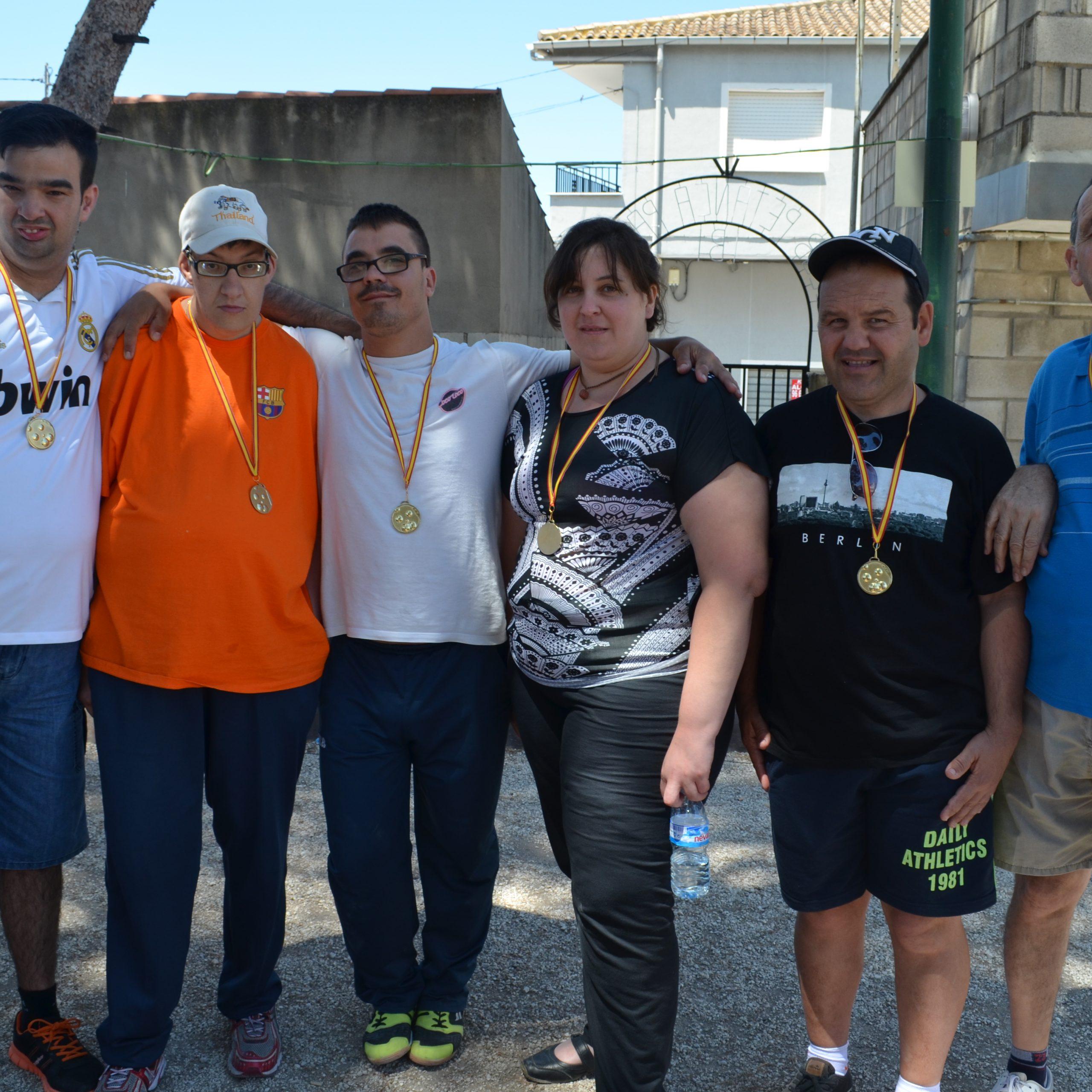 Jornada de Convivencia con la Asociación de Vecinos del Barrio Mirasol