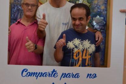 "SEPTIEMBRE-2.017 ""COMPARTE PARA NO OLVIDAR"" AFA Ibi."