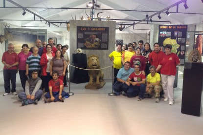 Visita el Museo de la Biodiversidad